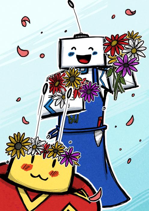 Art Break – Happy (almost) Spring 2021!