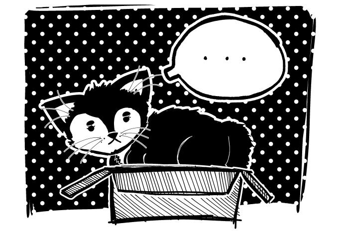Art Break- Meow…?
